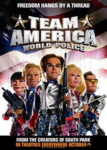 Picture of a movie: Team America: World Police