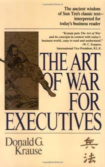 Picture of a book: The Art of War for Executives