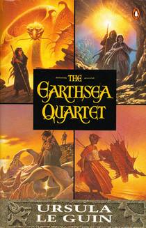 Picture of a book: The Earthsea Quartet