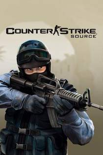 Picture of a game: Counter-Strike: Source