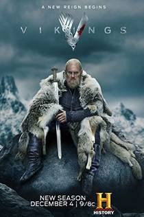 Picture of a TV show: Vikings
