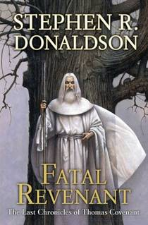 Picture of a book: Fatal Revenant