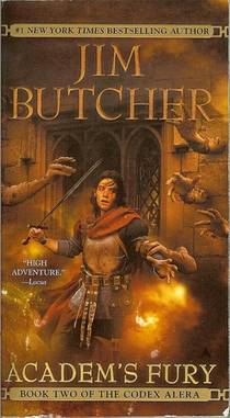 Picture of a book: Academ's Fury