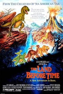 Picture of a movie: The Land Before Time