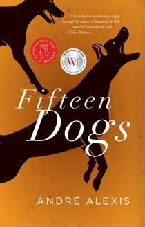 Picture of a book: Fifteen Dogs