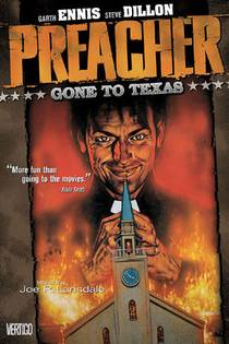 Picture of a book: Preacher, Volume 1: Gone To Texas