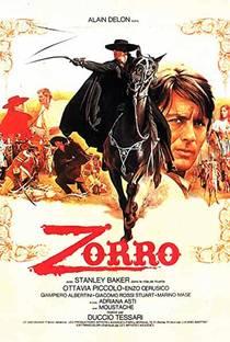 Picture of a movie: Zorro