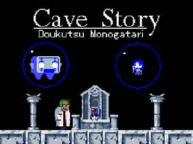 Picture of a game: Cave Story Plus