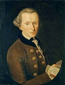 Picture of an author: Immanuel Kant