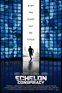 Picture of a movie: Echelon Conspiracy