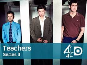 Picture of a TV show: Teachers