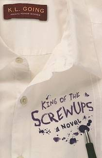 Picture of a book: King Of The Screwups