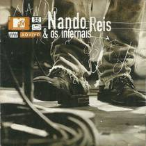 Picture of a band or musician: Nando Reis