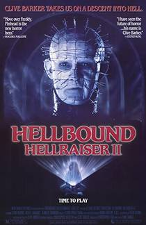 Picture of a movie: Hellbound: Hellraiser II