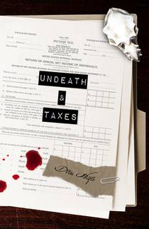 Picture of a book: Undeath And Taxes