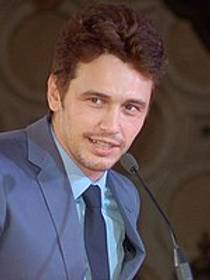 Picture of an author: James Franco