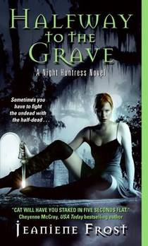 Picture of a book: Halfway To The Grave