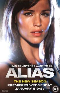 Picture of a TV show: Alias