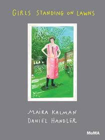 Picture of a book: Girls Standing on Lawns