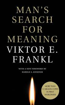 Picture of a book: Man's Search For Meaning