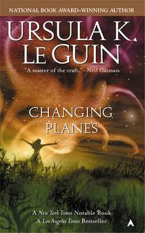 Picture of a book: Changing Planes