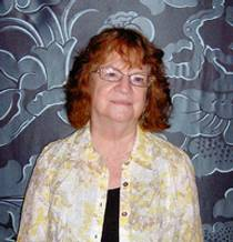 Picture of an author: Patricia A. Mckillip