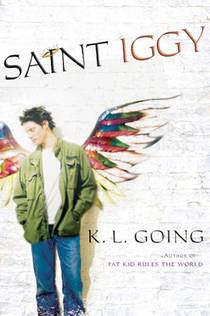 Picture of a book: Saint Iggy
