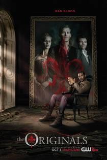 Picture of a TV show: The Originals