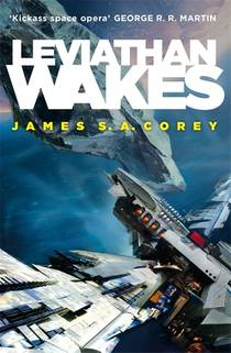 Picture of a book: Leviathan Wakes