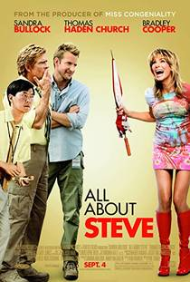 Picture of a movie: All About Steve