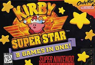 Picture of a game: Kirby Super Star Ultra