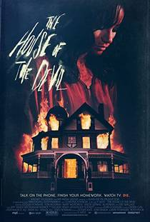 Picture of a movie: The House Of The Devil