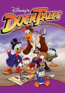 Picture of a TV show: Ducktales