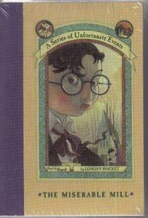 Picture of a book: A Series Of Unfortunate Events Pack (books 1-4)