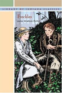 Picture of a book: Freckles