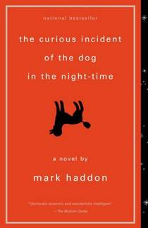 Picture of a book: The Curious Incident Of The Dog In The Night-Time
