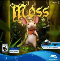 Picture of a game: Moss