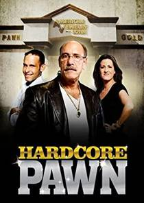 Picture of a TV show: Hardcore Pawn