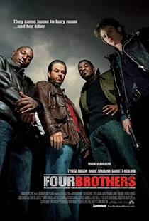 Picture of a movie: Four Brothers