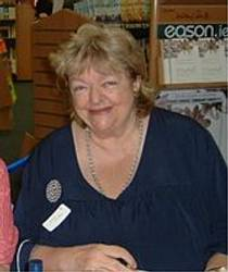 Picture of an author: Maeve Binchy