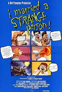 Picture of a movie: I Married A Strange Person!