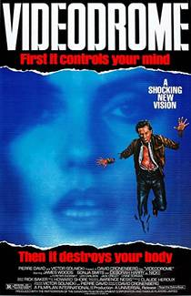 Picture of a movie: Videodrome