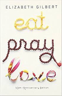 Picture of a book: Eat, Pray, Love