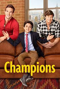 Picture of a TV show: Champions