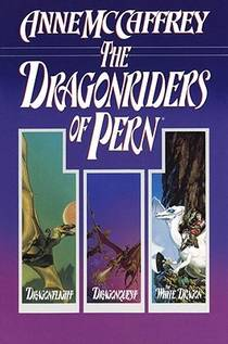 Picture of a book: The Dragonriders Of Pern