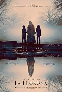 Picture of a movie: The Curse Of La Llorona