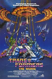 Picture of a movie: The Transformers: The Movie