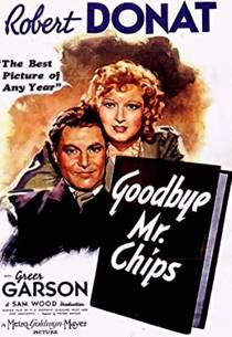 Picture of a movie: Goodbye, Mr. Chips