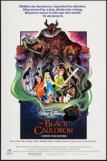 Picture of a movie: The Black Cauldron