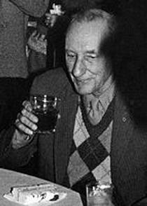 Picture of an author: William S. Burroughs